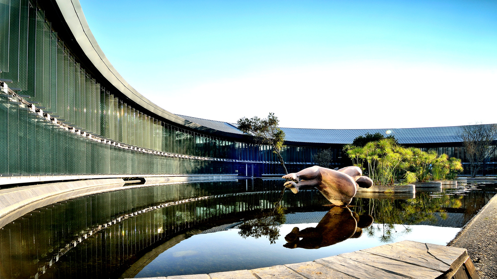 BMW South Africa's refurbished head office awarded a 5-star Green Building rating (Source)