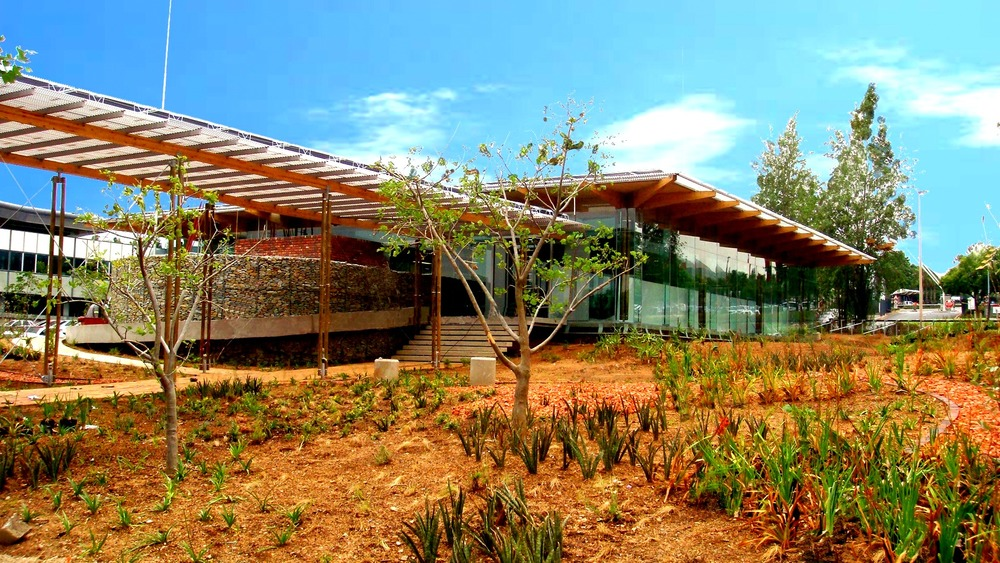 Green building in South Africa (Source)