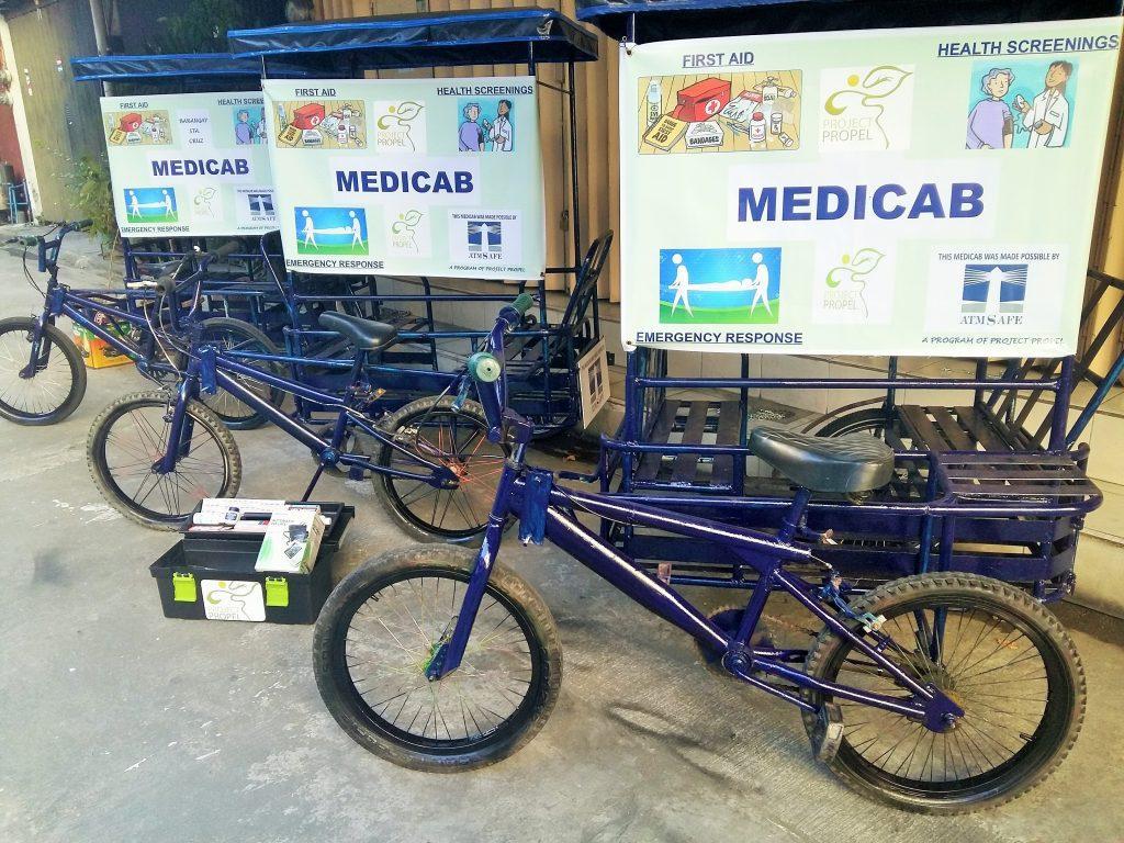 Project Propel Medicabs