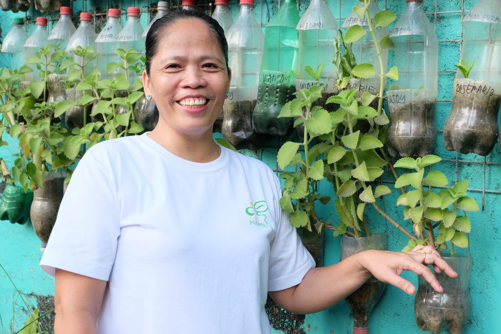 Project Propel Urban Barangay Gardens
